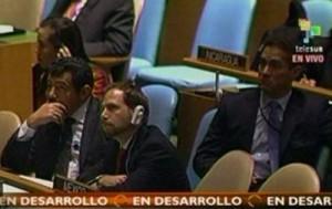 Votación de la ONU en contra del bloqueo contra Cuba.