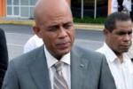 En las rúbricas estuvo presente el presidente de Haití, Michel Martelly. (foto: AIN)