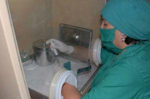 La incidencia del cáncer será evaluada en cada uno de los servicios médicos de la institución.