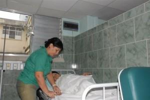 El acondicionamiento de una nueva sala de quimioterapia ha redundado en una mejor atención a los pacientes.