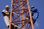 Los cambios de tensores y la revisión del sistema de aterramiento figuran entre las acciones a realizar en la torre. (Foto: Vicente Brito)
