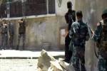 Las fuerzas gubernamentales continuaron la ofensiva contra grupos radicales.
