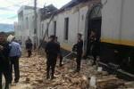 Suman un millón 200 mil los guatemaltecos afectados por el sismo.