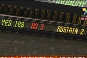 ONU condena bloqueo EE.UU. contra Cuba.
