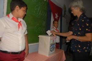 Los delegados a la Asambleas Municipales del Podeo Popular fueron elegidos por el pueblo. (foto: Vicente Brito)