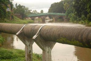 Sancti Spíritus asiste al rescate de su afluente más representativo (Foto: Vicente Brito)