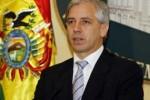 Álvaro García Linera, vicepresidente de Bolivia.