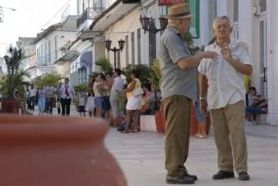 Más de 80 000 adultos mayores existen en la provincia. (foto: Vicente Brito)