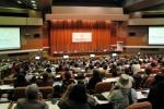 Más de mil delegados de 45 naciones intervienen en la Convención.