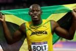 Usain Bolt, tricampeón olímpico en Londres-2012.
