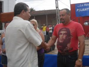 La máxima dirección política espirituana dio la bienvenida a nuevos militantes.