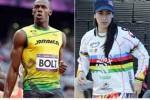 Bolt y Pajón en cima deportiva de Latinoamérica y Caribe.