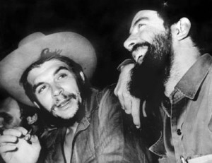 Camilo y Che, símbolos radiantes de la libertad conquistada.