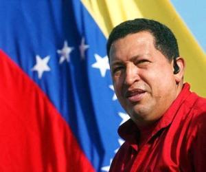 Chávez envió un saludo a todo el pueblo venezolano.