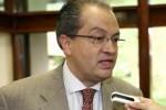 Fernando Carrillo, ministro colombiano del Interior.