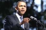 Obama urgió a los congresistas a buscar un entendimiento definitivo para eludir el atasco fiscal.