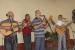 La Parranda Espirituana se ha presentado en diversas ocasiones aquí. (Foto: Vicente Brito)
