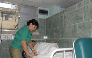 Más de 600 pacientes han sido atendidos en la sala de Quimioterapia del Hospital General Provincial Camilo Cienfuegos.