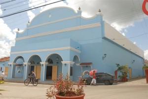 El Teatro Principal fue remozado a un costo aproximado de 2 millones de pesos.