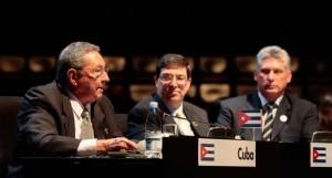 Potenciaremos el diálogo y la solidaridad, apuntó Raúl.
