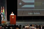 """""""Juntos seguiremos trabajando por la integración latinoamericana"""", dijo Rogelio Sierra, viceministro del MINREX."""