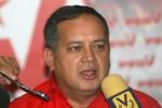 La oposición venezolana hace política de cualquier forma, menos por la vía democrática, afirmó Cabello.