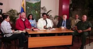 """""""Debemos seguir enfrentando la mentira de la derecha internacional con la verdad permanente"""", aseguró Maduro."""
