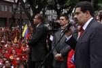 Nuestro pueblo acompañó a Chávez en todas las circunstancias, aseguró Maduro.