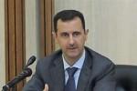 Bashar Al Assad, presidente de Siria.