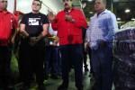 El Consejo de Ministros de Venezuela visitó a la empresa productora de café Fama de América.