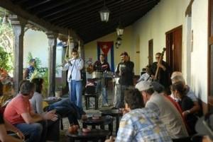 Cultura y Turismo armonizan en La Canchánchara.