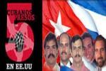 Los brigadistas sostendrán conversaciones con los familiares de los cinco cubanos antiterroristas condenados en EE.UU.