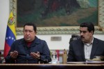 Chávez solicitó a la Asamblea Nacional con tiempo la aprobación de Nicolás Maduro como vicepresidente de la República.