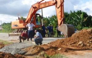El proyecto beneficiará también un grupo de asentamientos y a las instalaciones hoteleras ubicadas en la península de Ancón.