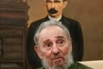 Martí es el autor de cabecera de Fidel.