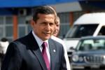 Humala fue recibido en el Aeropuerto Internacional José Martí por el vicecanciller Rogelio Sierra.