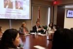 Ileana Ros-Lehtinen y Mario Díaz-Balart, formularon declaraciones sobre la entrada en vigor de los nuevos reglamentos migratorios en Cuba.