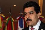 En Caracas Maduro informó de su viaje a Cuba para visitar a Chávez.