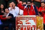 El vicepresidente venezolano le mandó un mensaje al mandatario Hugo Chávez quien se recupera en La Habana de su cuarta intervención quirúrgica.