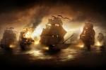Batallas campales contra piratas tuvieron por escenario el Mar Caribe.