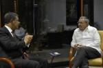 Raúl Castro y Leonel Fernández.
