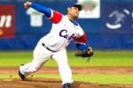 Ismel Jiménez fue designado para abrir el primer choque de Cuba en el Clásico.
