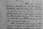 Testimonio de la correspondencia sostenida entre el general Máximo Gómez Báez y el coronel Juan Veloso.