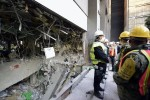 La Procuraduría General de la República realiza una profunda y exhaustiva investigación para determinar las causas de la explosión.