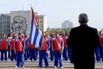 Abanderamiento del equipo Cuba al III Clásico Mundial de Béisbol.