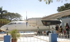 El AN-24RV ofertará comida criolla en un ambiente atípico para los espirituanos.