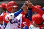 Cepeda bateó de 3-2 en el encuentro y trajo la del empate en el quinto inning.