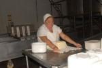 Una de las líneas a beneficiar es la de queso en la Unidad Empresarial de Base Pasteurizadora.