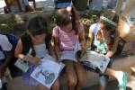 Alrededor de 70 títulos de literatura infantil se encuentran en el territorio.