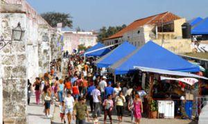 La Feria del Libro de La Habana abrirá sus pabellones al público este viernes en la fortaleza de San Carlos de la Cabaña.